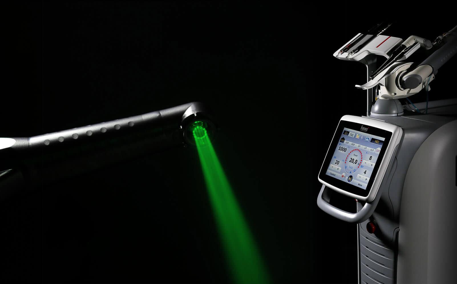 Lightwalker laser