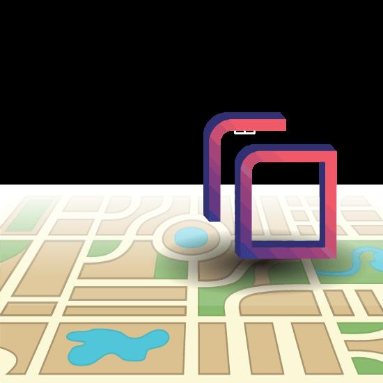 RO map